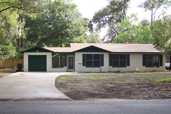 3BD 2BA House For Sale In Gainesville FL Investor House For Sale